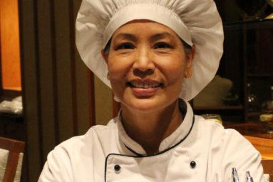 Sanguan Parr, Head Chef at Nipa Thai