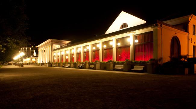 The Kurhaus of Baden-Baden