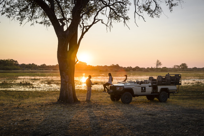 Sanctuary Chief's Camp in Botswana