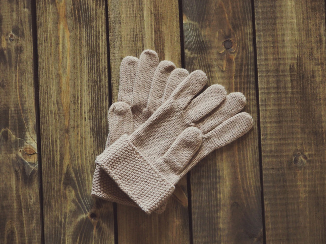 Avoid Wet Gloves and Socks