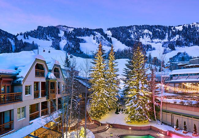 The Little Nell, Aspen Snowmass, USA