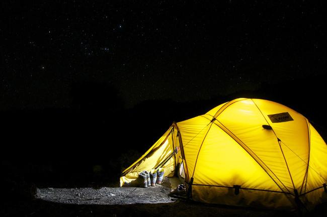 tent-