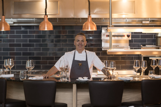 WOOD is headed up by Masterchef winner Simon Wood
