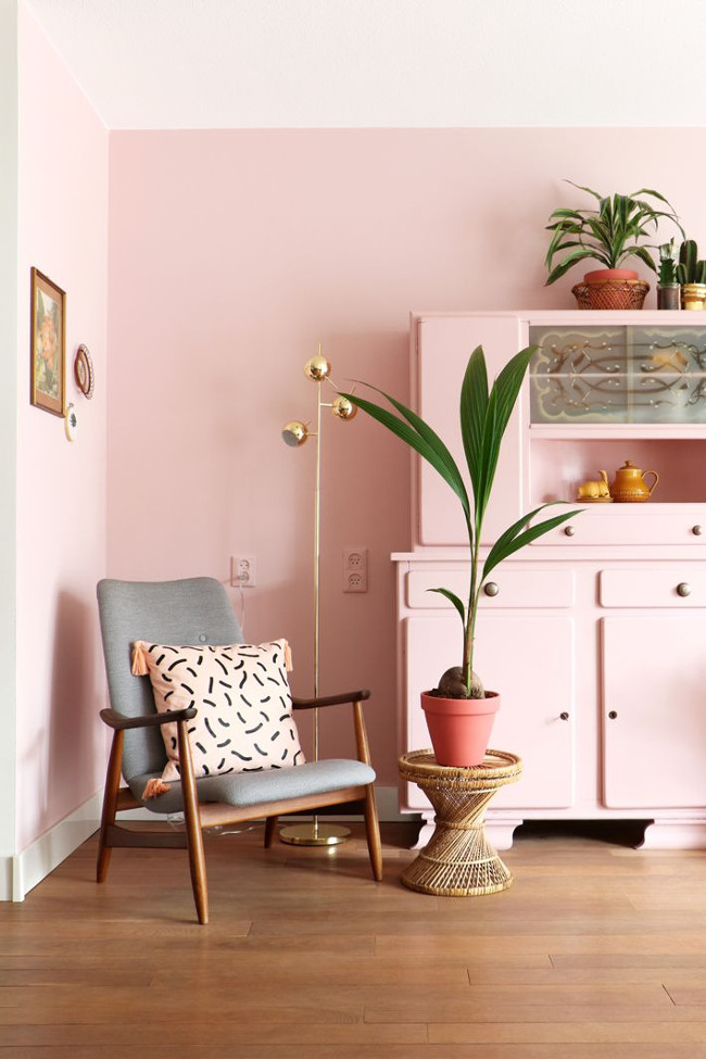 Five simple ways to style millennial pink in the bedroom | Luxury ...
