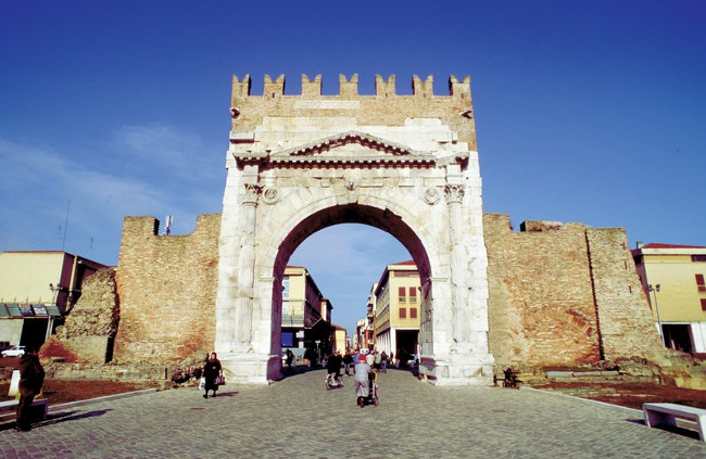 Augustus Arch