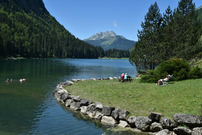 Lac De Montriond 3
