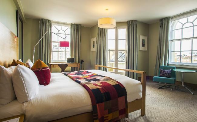 Room 405 - The Megaro Hotel