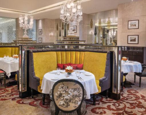 The Sahib Room & Kipling Bar at The St. Regis Mumbai in India