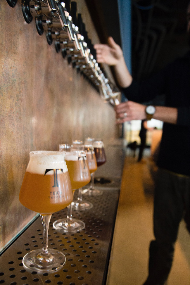 TeKu Tavern is a must-visit for beer connoisseurs