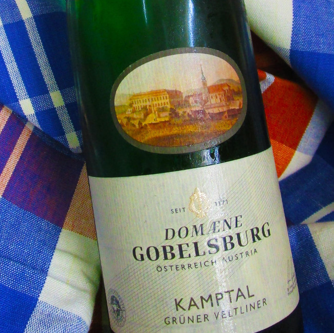 Austrian Domaene Gobelsburg Kamptal Gruener Veltliner