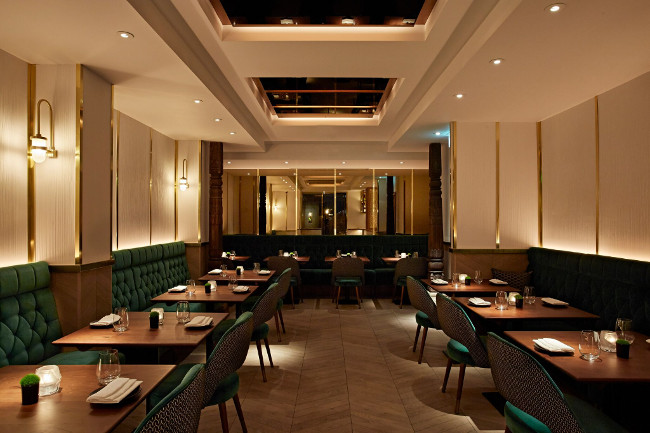 Indian Accent, Mayfair in London
