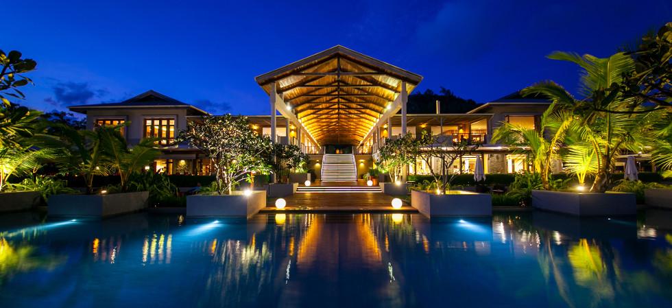 Kempinski Seychelles Resort Baie Lazare, Mahe in the Seychelles