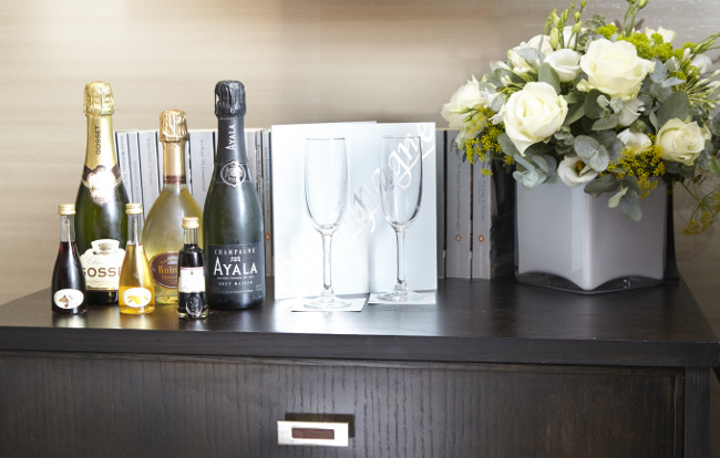Levin - Champagne Mini Bar