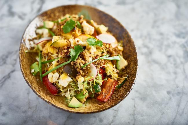 Red Quinoa Salad - David Griffen 1016