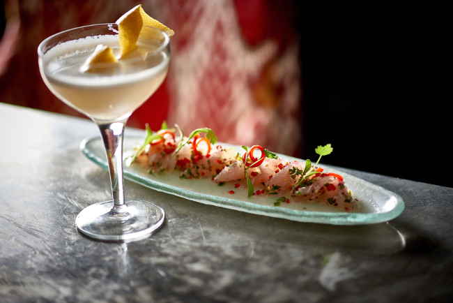 Red Snapper Ceviche 2 - David Griffen 0516