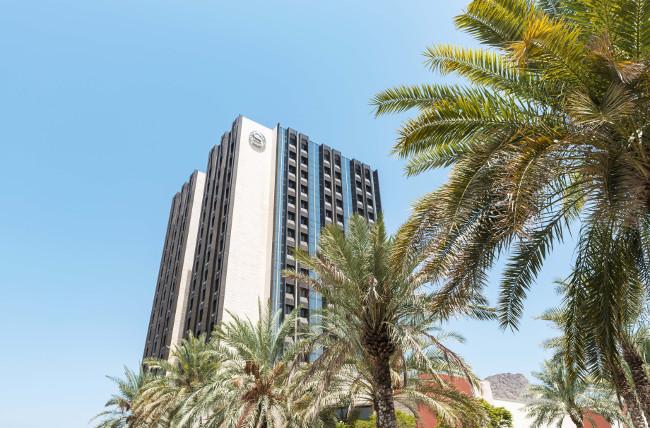 Sheraton Oman exterior