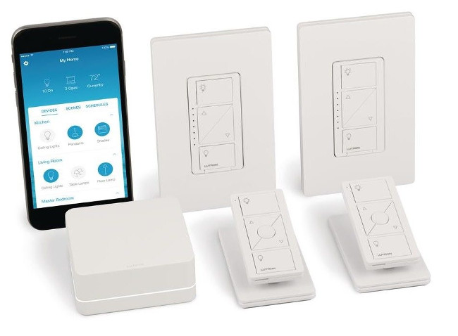 Caseta Wireless Smart Lighting Kit