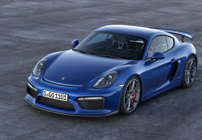 Dario Minieri Porsche Cayman