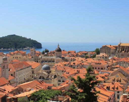 Dubrovnik Old Town Rooftops & Lokrum Island - Croatia Gems Ltd