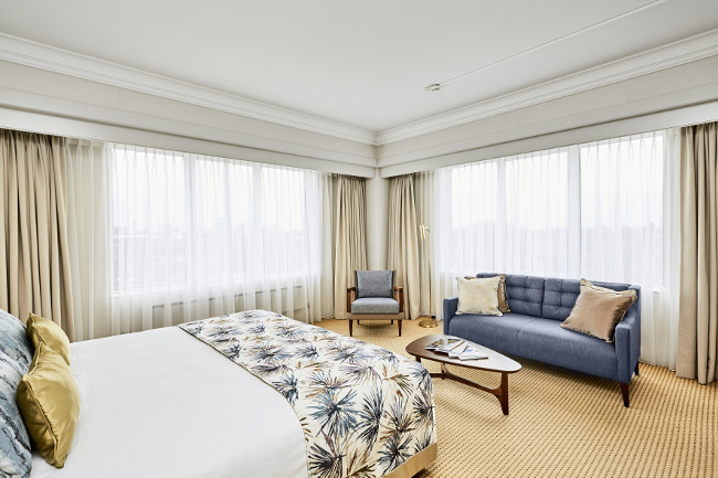 Hotel Okura Amsterdam - Executive Junior Suite - Corner