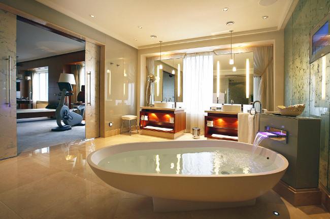 Hotel Okura Amsterdam - The Imperial Suite - Bathroom