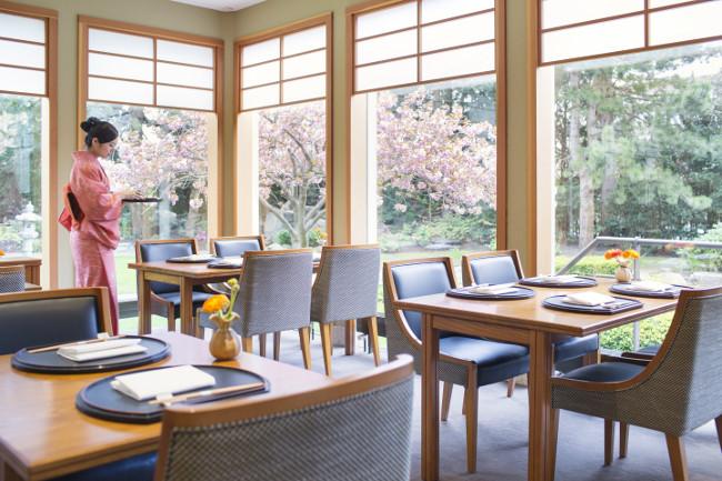Hotel Okura Amsterdam - Yamazato Restaurant - Overview