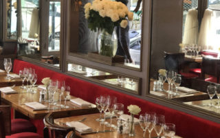 Chez Julien in Paris