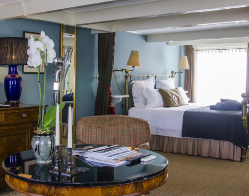 Junior Suite -Room at the Top
