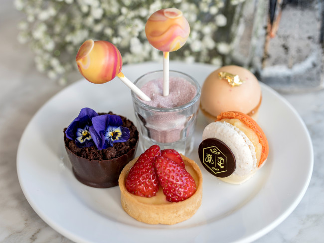Royal Lancaster London - Floral Afternoon Tea 2