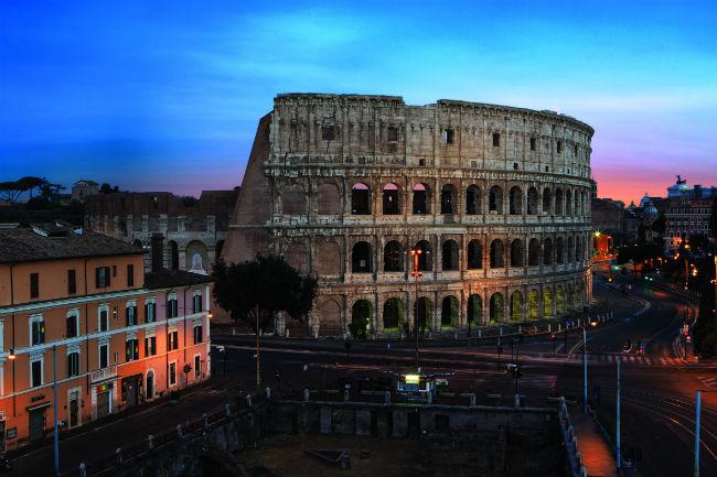 Hotel-Palazzo-Manfredi-Colosseum-View