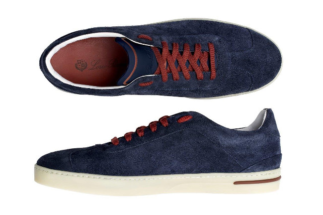 SS18 - Blue Sneakers