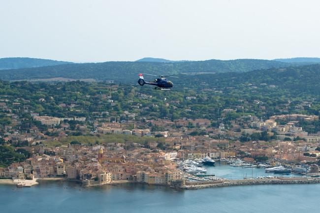 Saint Tropez-to-Monaco-Helicopter-Monacair