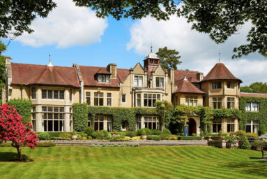 Frimley Hall Hotel, Camberley in Surrey