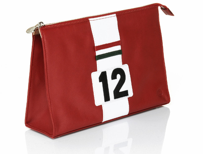 Caracalla Ferrari Inspired Lauda Washbag