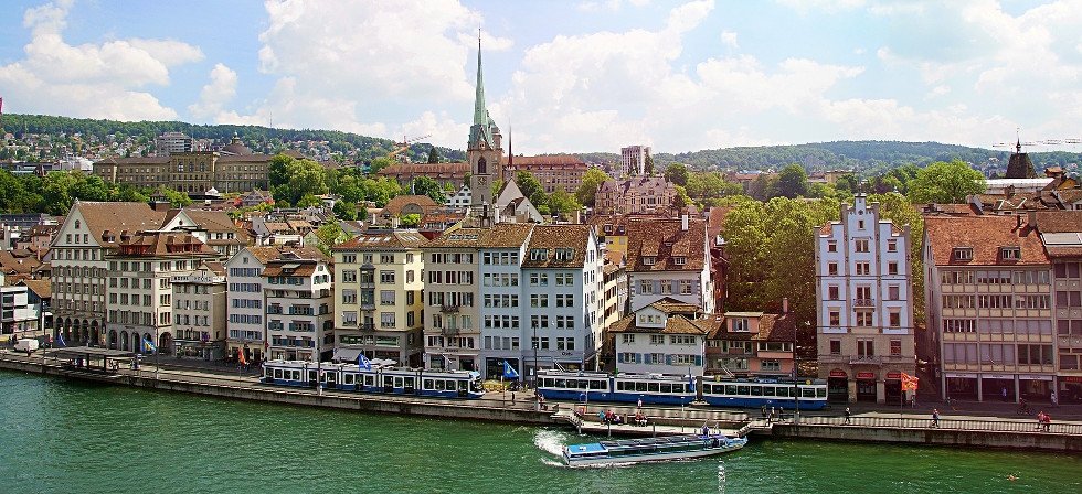 A Luxury Guide To Zurich The Best Hotels Apartments Restaurants