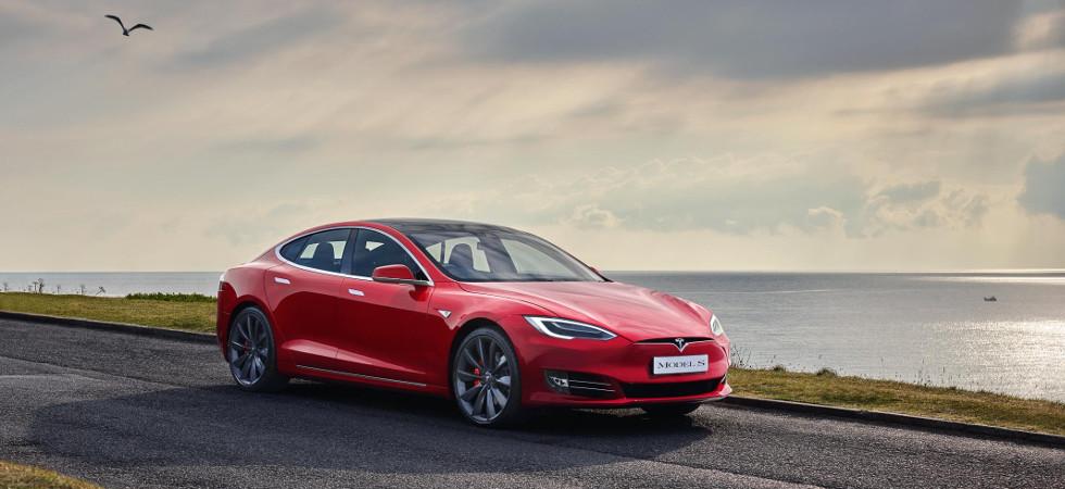Smart idea? Taking a Tesla Model S on a luxury Lake District road