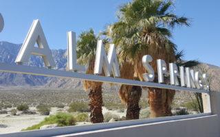 Palm Springs Sign credit VisitPalmSprings.com 2