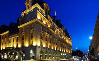 Side-Exterior ritz london hotel