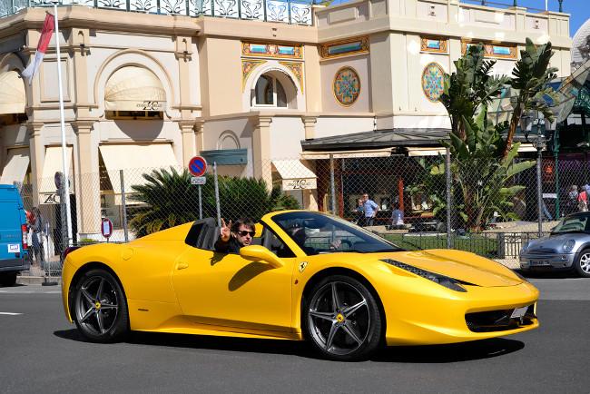 Ferrari 458 Spyder
