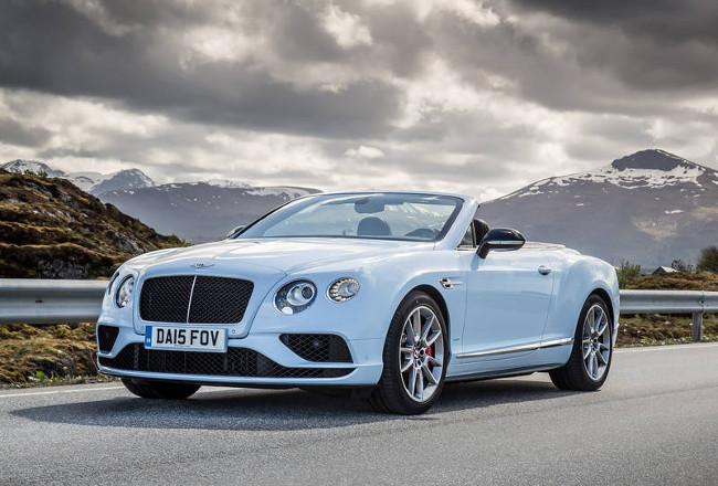 Bentley GT Convertible