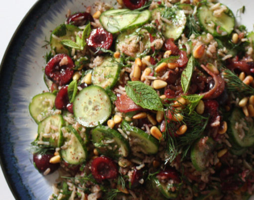 Persian Rice Salad by Joey O'Hare