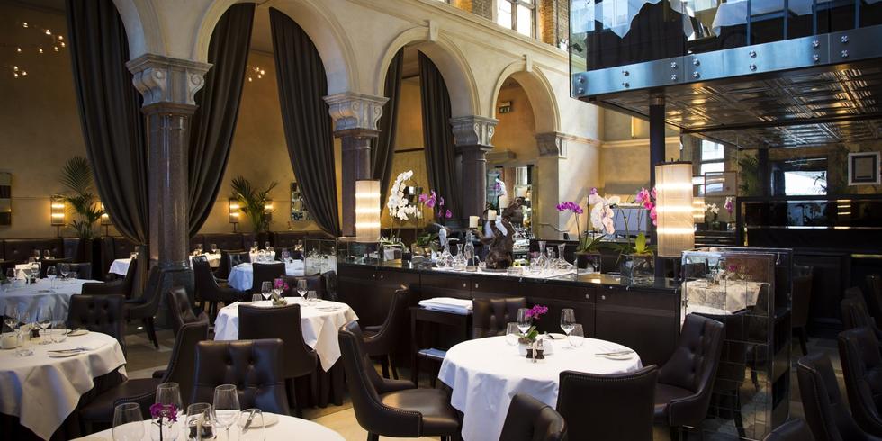 Galvin la chapelle spital square london luxury lifestyle magazine malvernweather Images