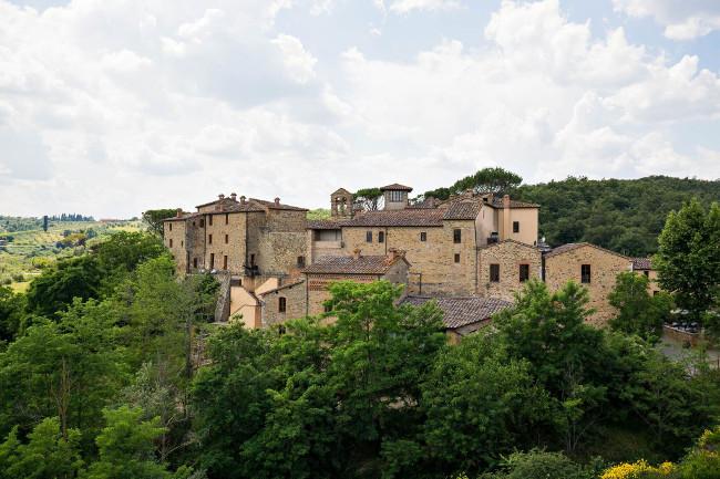 Castel monastero@Antinori