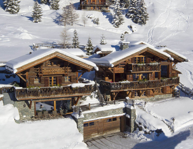 The Narnia Chalet, Verbier