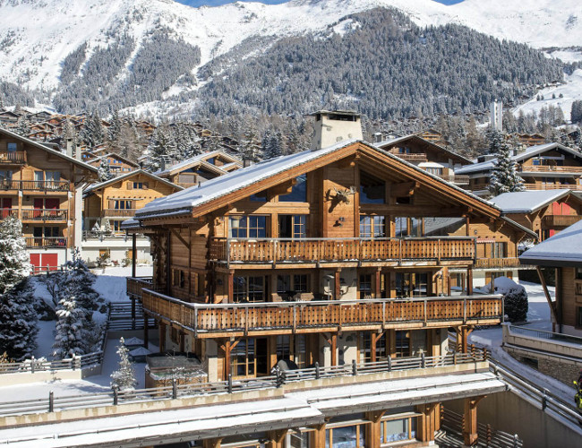 The Timothy Chalet, Verbier