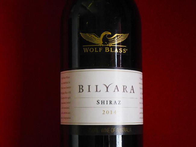WOLF BLASS BILYARA SHIRAZ-AUSTRALIA
