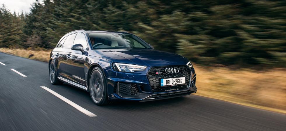 Test Drive Mark Gallivan Reviews The Audi RS Avant TFSI - Mcgrath audi