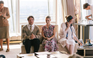 Revels in Hand - Actors ucy Eaton, Henry Gilbert, Greer Dale-Foulkes, Melanie Fullbrook, Mark Donald. Photo credit Tomas Turpie