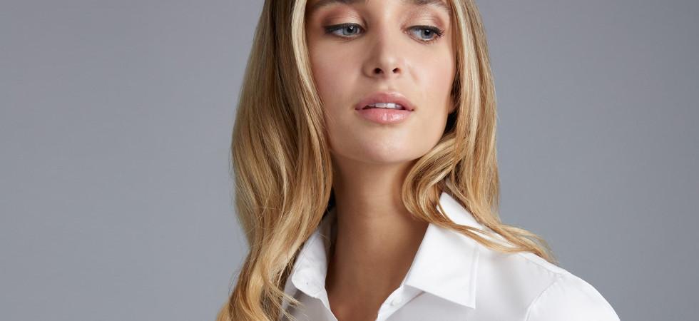 One White Shirt Five Ways Luxury Lifestyle Magazine