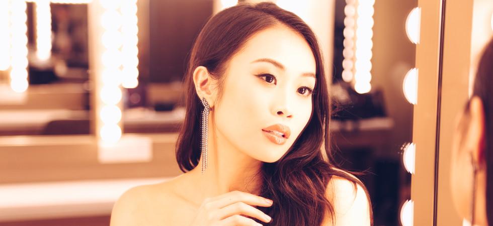 Crazy Rich Asians star Victoria Loke